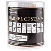 Love Barrel of Stamps